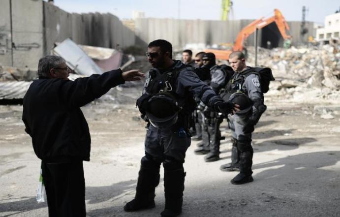 al-akhbar article zio musuem upon palestinian cimetery